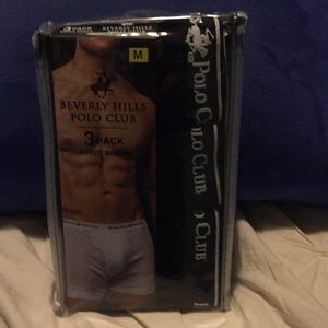 NEW BEVERLY HILLS POLO CLUB BOXER BRIEFS